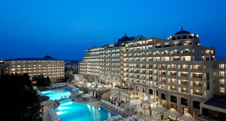 Sol Nessebar Palace All Inclusive Hotel
