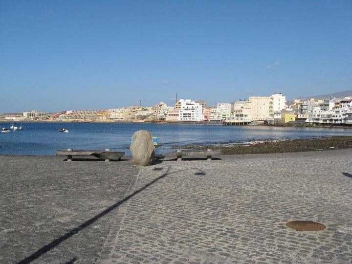 Carel in El Medano, Tenerife, Canary Islands