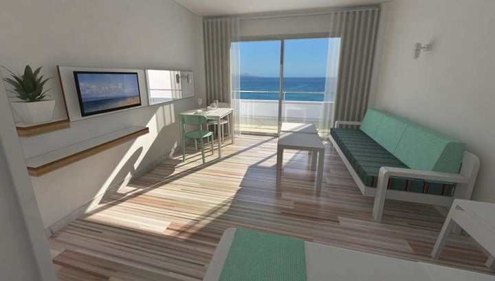 RK Luz Playa Suites in Las Palmas, Gran Canaria, Canary Islands