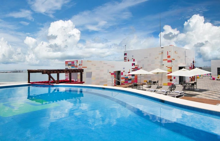 Aloft Cancun in Cancun, Mexico