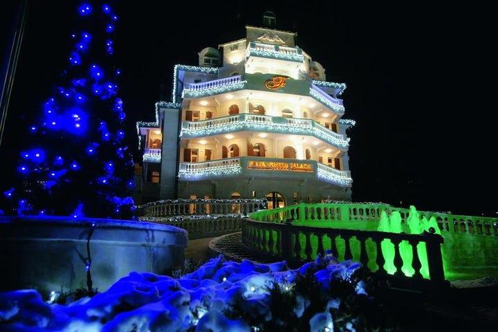 Festa Winter Palace in Borovets, Bulgaria