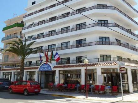 Galaxia Hotel in Ca'n Picafort, Majorca, Balearic Islands