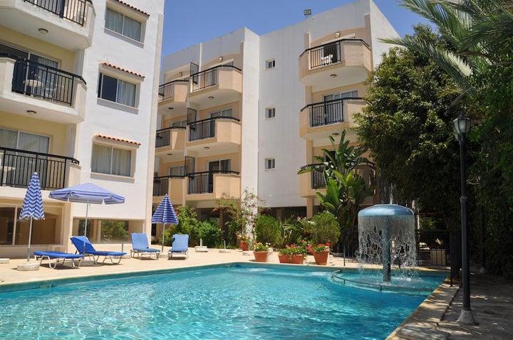 Mariela Hotel Apartments in Polis, Cyprus