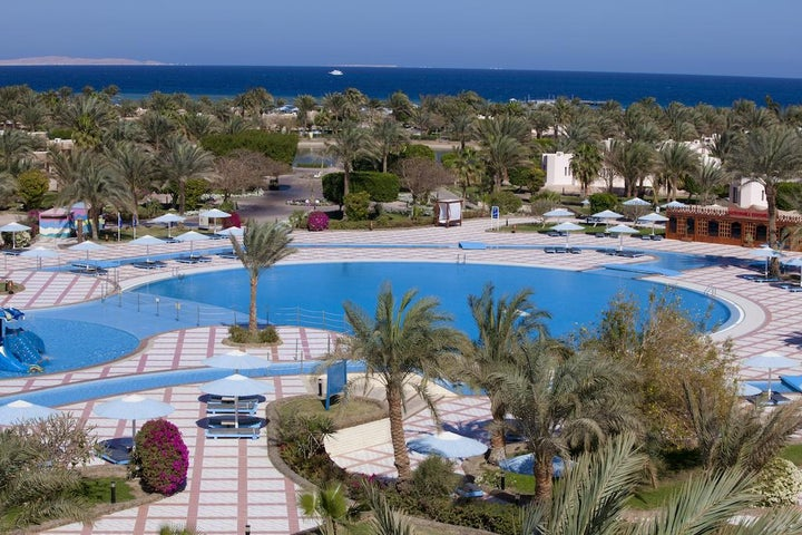 Pharaoh Azur Resort (Ex. Sonesta Pharaoh Beach Resort) in Hurghada, Red Sea, Egypt