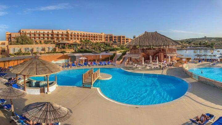 Ramla Bay Resort in Mellieha, Malta