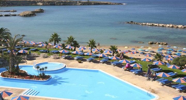Corallia Beach Hotel Coral Bay
