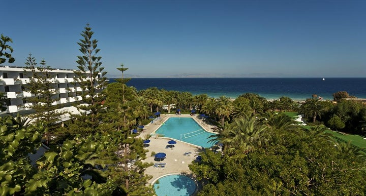 Blue Horizon Beach Resort Rhodes
