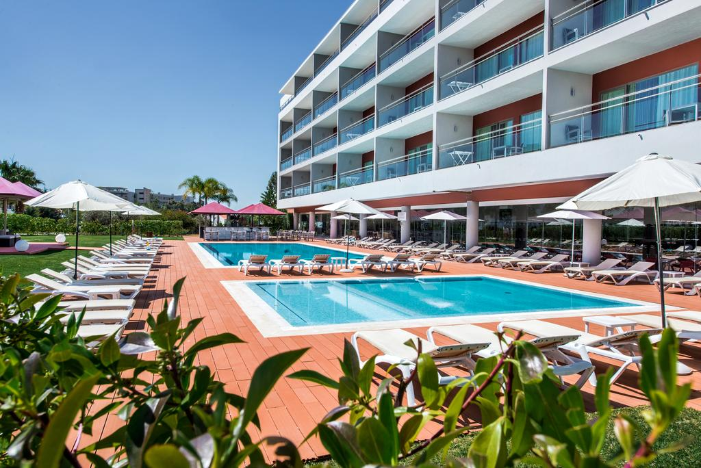 Areias Village Hotel Apartments In Albufeira Portugal Holidays From 226pp Loveholidays