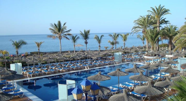 Vik Hotel San Antonio in Puerto del Carmen, Lanzarote, Canary Islands