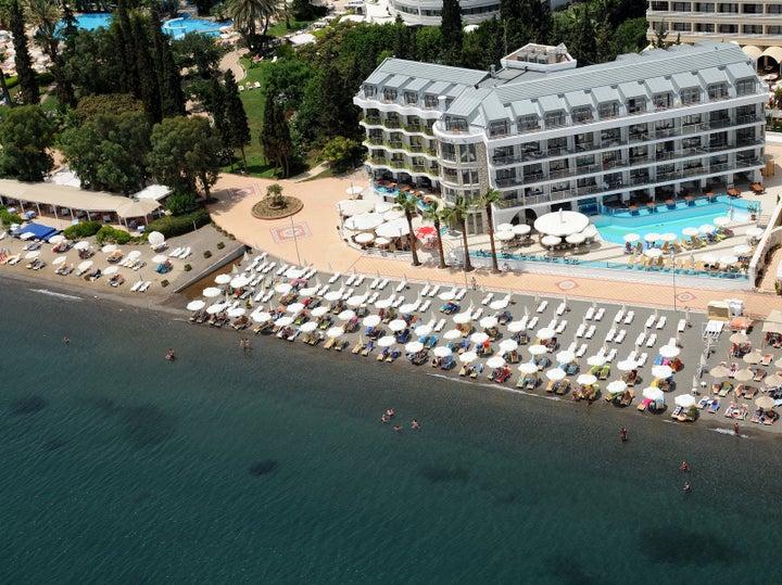 Marbella Hotel in Marmaris, Dalaman, Turkey