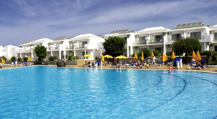 Floresta Hotel in Puerto del Carmen, Lanzarote, Canary Islands
