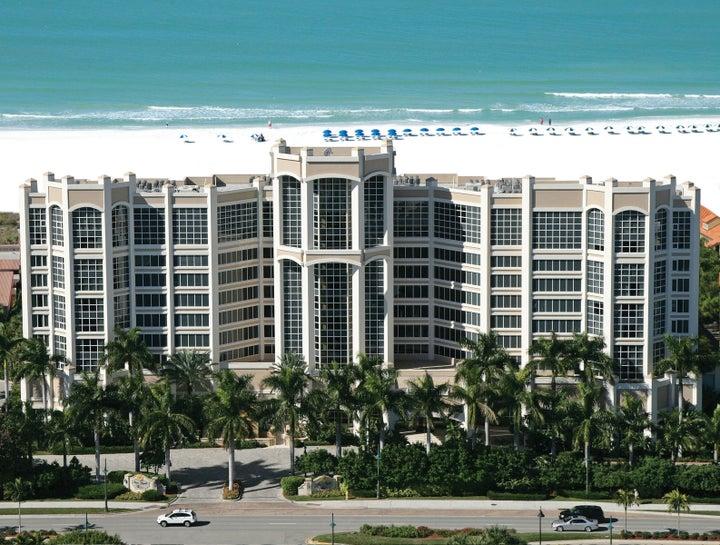 Marco Beach Ocean Resort in Marco Island, Florida, USA