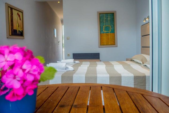 Natalie Hotel in Laganas, Zante, Greek Islands