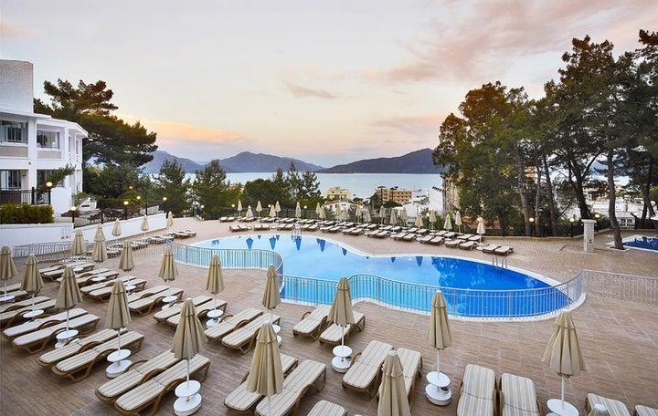 Hotel Ideal Panorama in Marmaris, Dalaman, Turkey