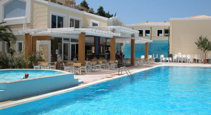 Ithea Suites Hotel in Ermones, Corfu, Greek Islands