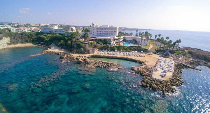Cynthiana Beach Hotel Cyprus Reviews