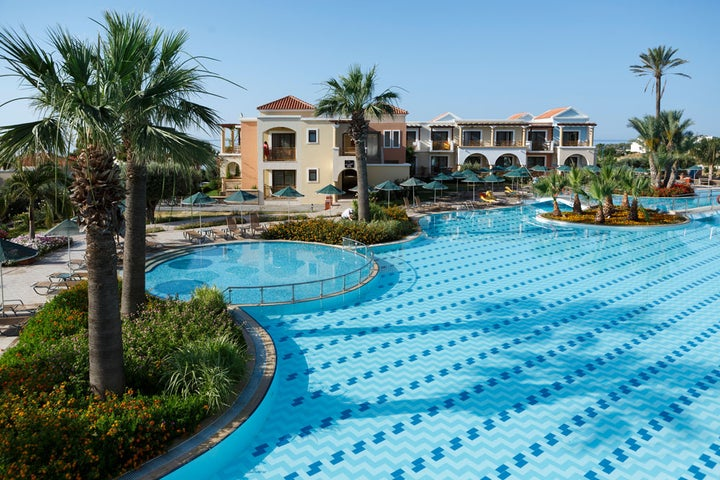 Lindos Imperial Resort & Spa (Family) in Kiotari, Rhodes, Greek Islands