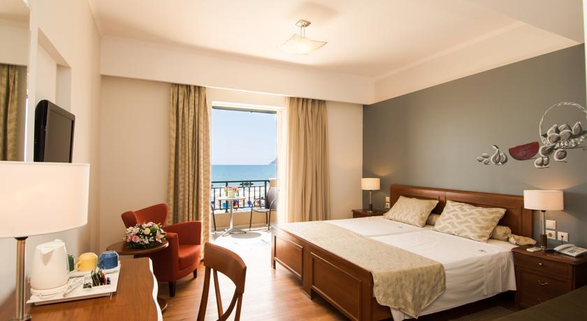 Mediterranean Beach Resort And Spa In Laganas Zante Holidays From 378pp Loveholidays