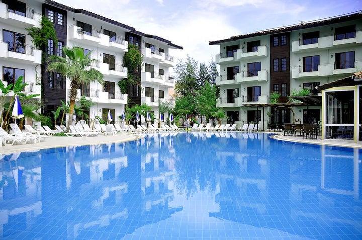 Lemas Suite Hotel in Side, Antalya, Turkey