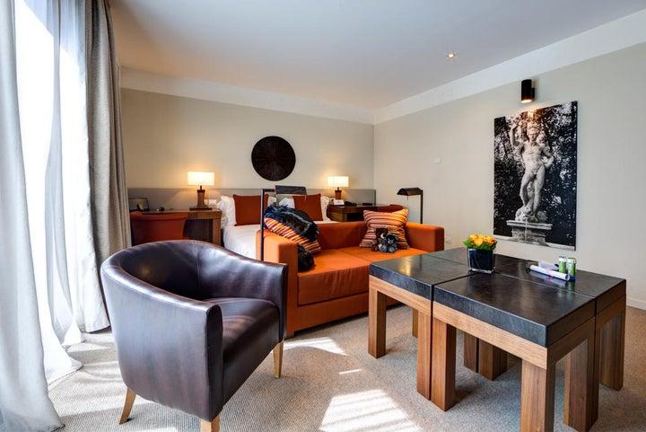Milan Suite Hotel Image 1