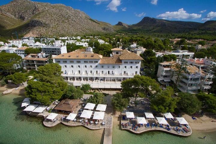 Illa D'Or Hotel in Puerto Pollensa, Majorca, Balearic Islands