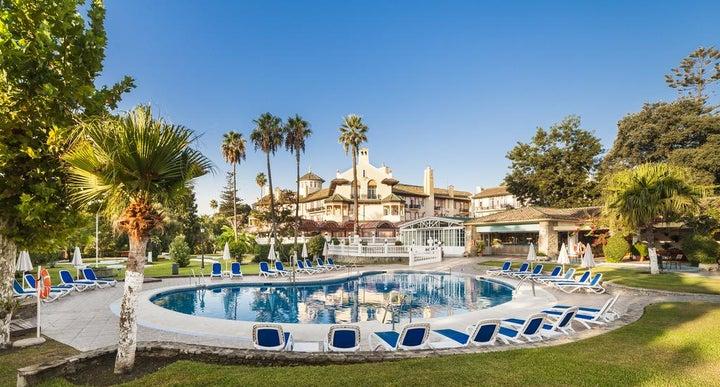 Hotel Reina Cristina Algeciras Spain
