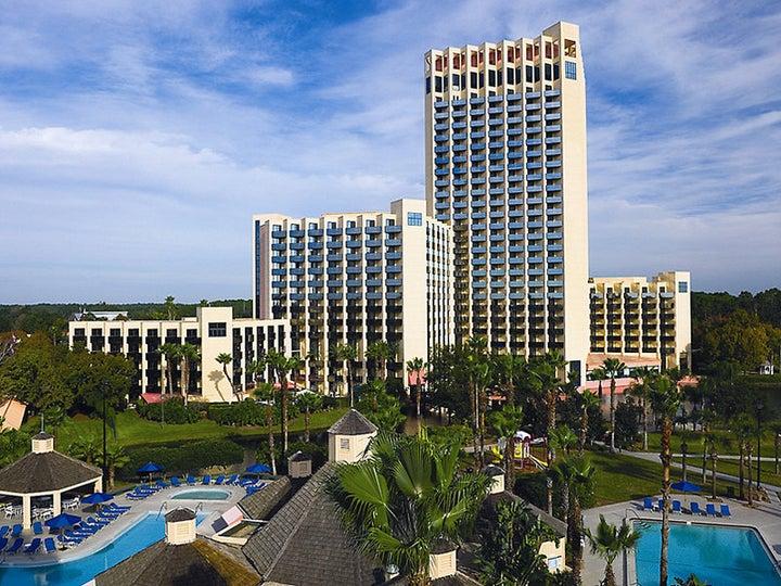Hilton Orlando Buena Vista Palace Disney Springs A in Lake Buena Vista, Florida, USA