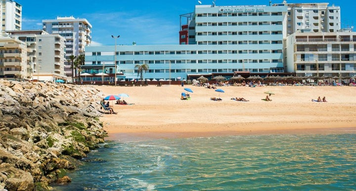 Dom Jose Beach Hotel Portugal