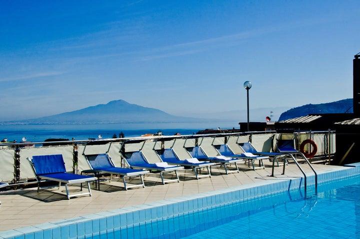 Grand Hotel Cesare Augusto in Sorrento, Neapolitan Riviera, Italy