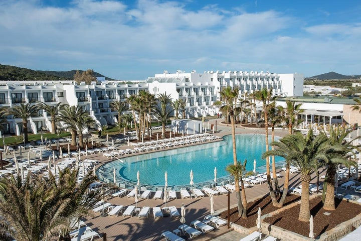 Grand Palladium White Island Resort & Spa in Playa d'en Bossa, Ibiza, Balearic Islands