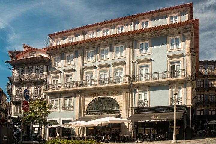 Porto as 1829 Hotel in Porto, North Portugal, Portugal