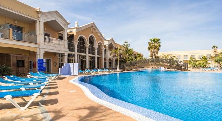 Cotillo Beach Hotel in El Cotillo, Fuerteventura, Canary Islands