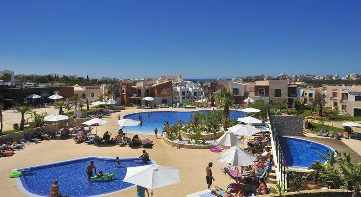 Vitors Village in Ferragudo, Algarve, Portugal