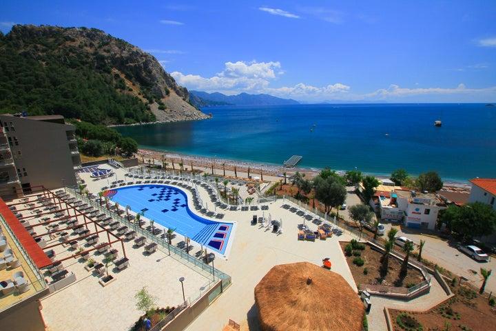 Turunc Beach Premium Hotel in Turunc, Dalaman, Turkey