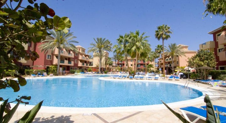 LABRANDA Aloe Club Resort in Corralejo, Fuerteventura, Canary Islands