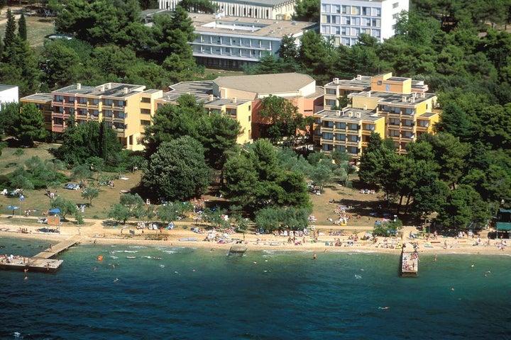 Hotel Donat in Zadar, Central Dalmatia, Croatia
