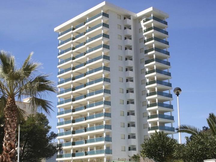 Larimar Apartments in Calpe, Costa Blanca, Spain