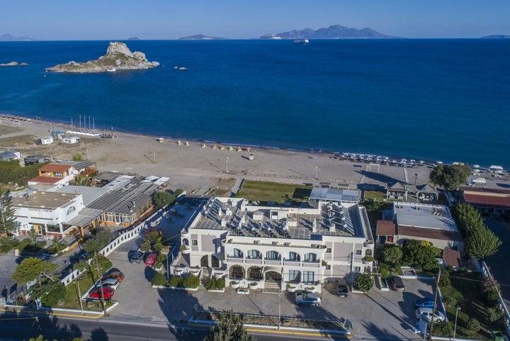 Kordistos Beach Hotel in Kefalos, Kos, Greek Islands