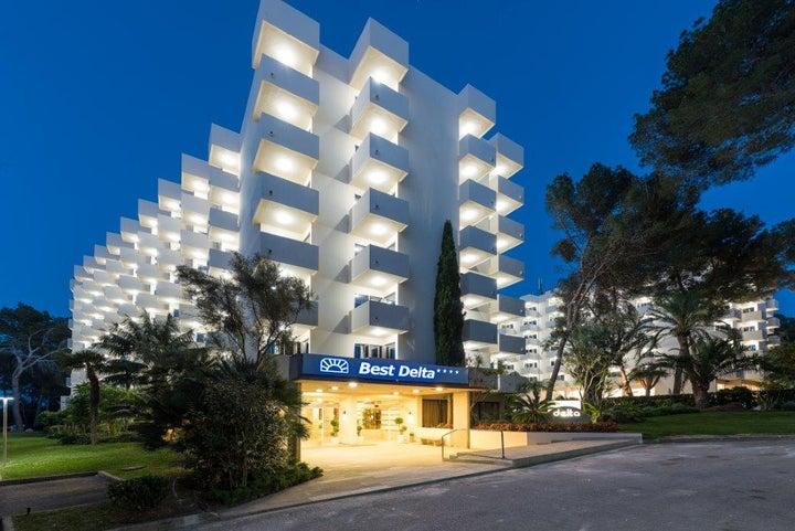 Best Hotel Delta Image 1