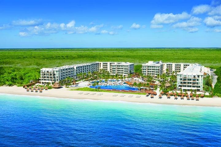 Dreams Riviera Cancun in Puerto Morelos, Mexico