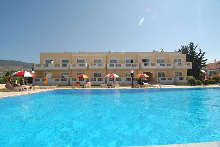 Iris Hotel in Kos Town, Kos, Greek Islands