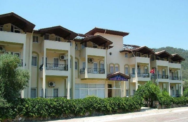 Ince Apartments in Icmeler, Dalaman, Turkey
