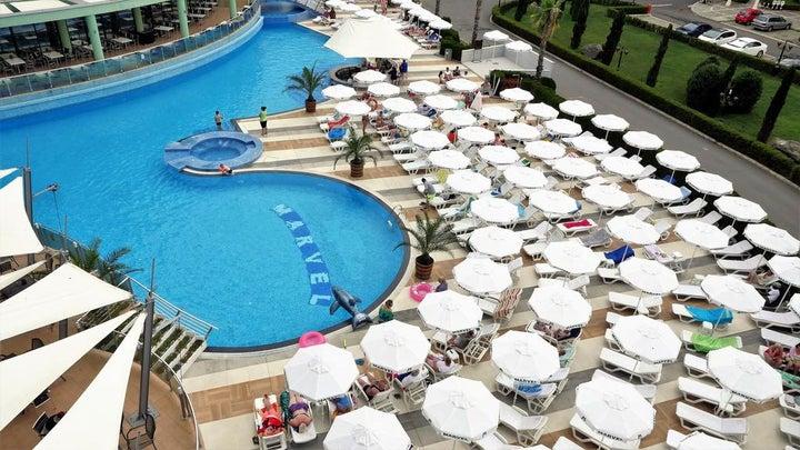 Marvel Hotel in Sunny Beach, Bulgaria
