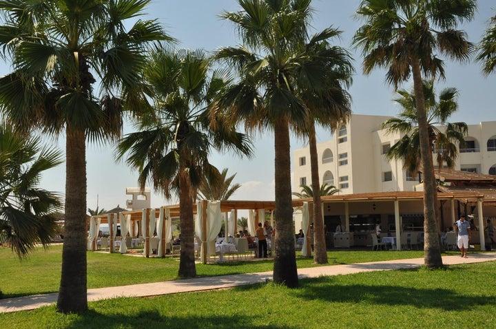 Khayam Garden Beach and SPA in Nabeul, Tunisia