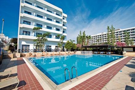 Iliada Beach Hotel in Protaras, Cyprus