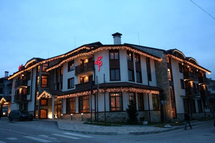 Evelina Palace in Bansko, Bulgaria