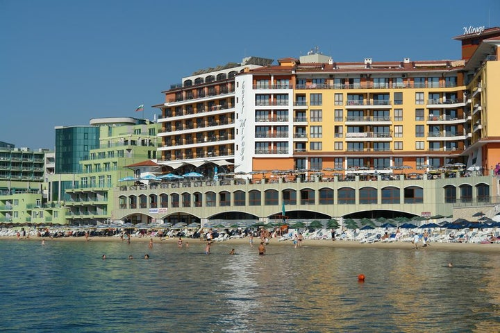 Mirage Nessebar Hotel in Nessebar, Bulgaria