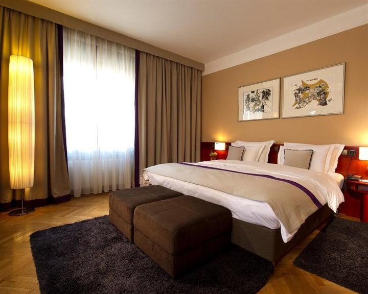 Best Premier Western Hotel Slon in Ljubljana, Slovenia