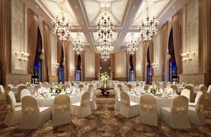 Bab Al Qasr Hotel in Abu Dhabi, Abu Dhabi, United Arab Emirates