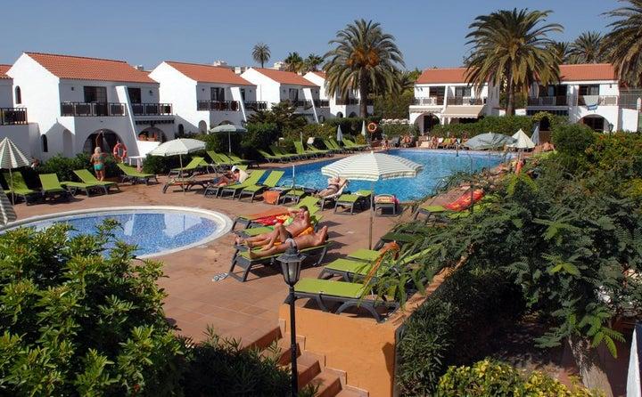 Parquemar in Playa del Ingles, Gran Canaria, Canary Islands